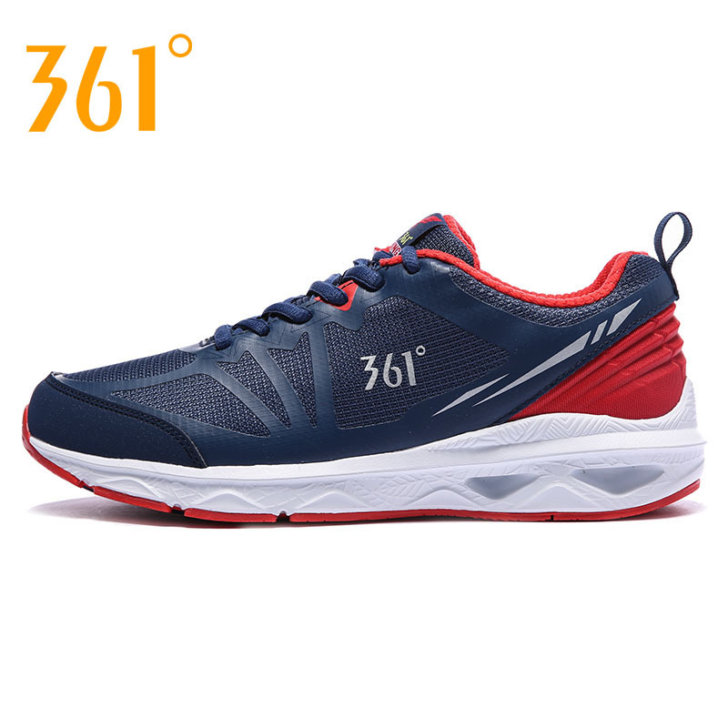 361度男士跑步鞋运动鞋,券后99元包邮