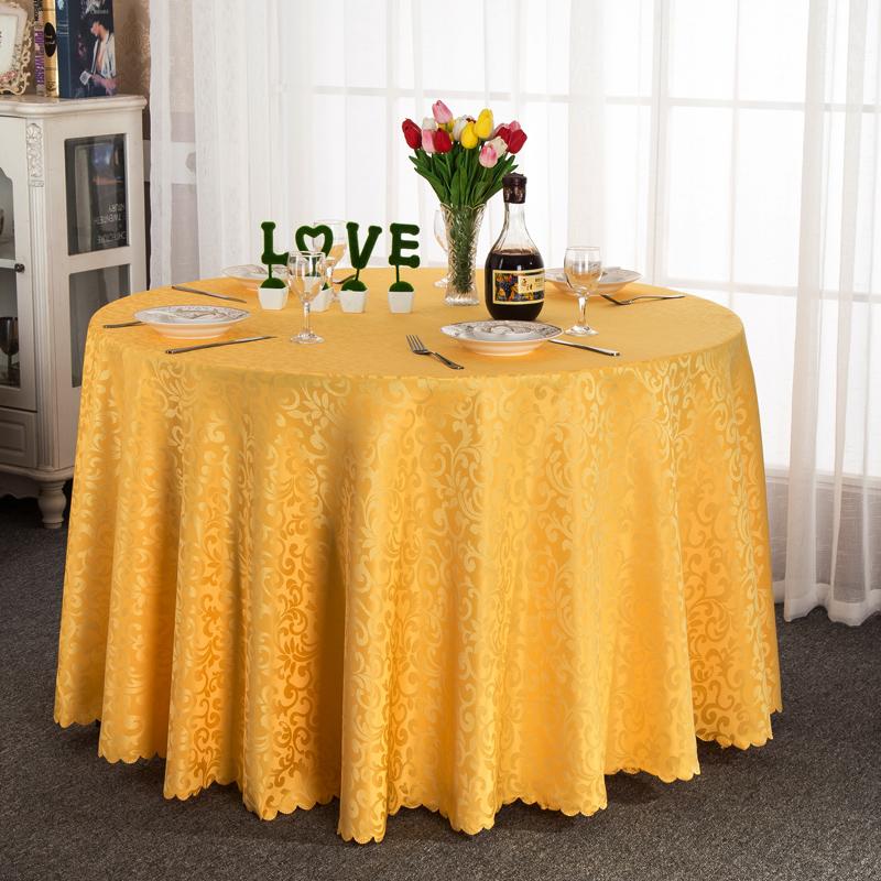 温馨雅 酒店 餐桌布 120*120cm 5.9元包邮