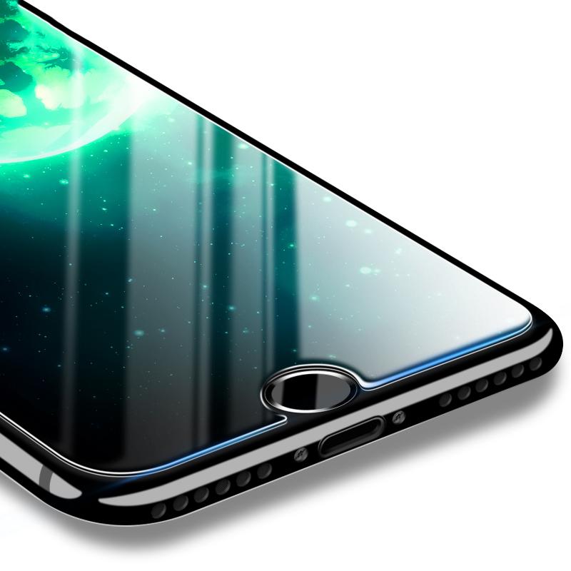 魔霸 苹果 手机钢化膜 4.7/5.5寸 1.3元包邮
