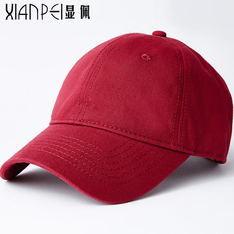 男女棒球帽鸭舌帽运动帽 券后5.9元包邮
