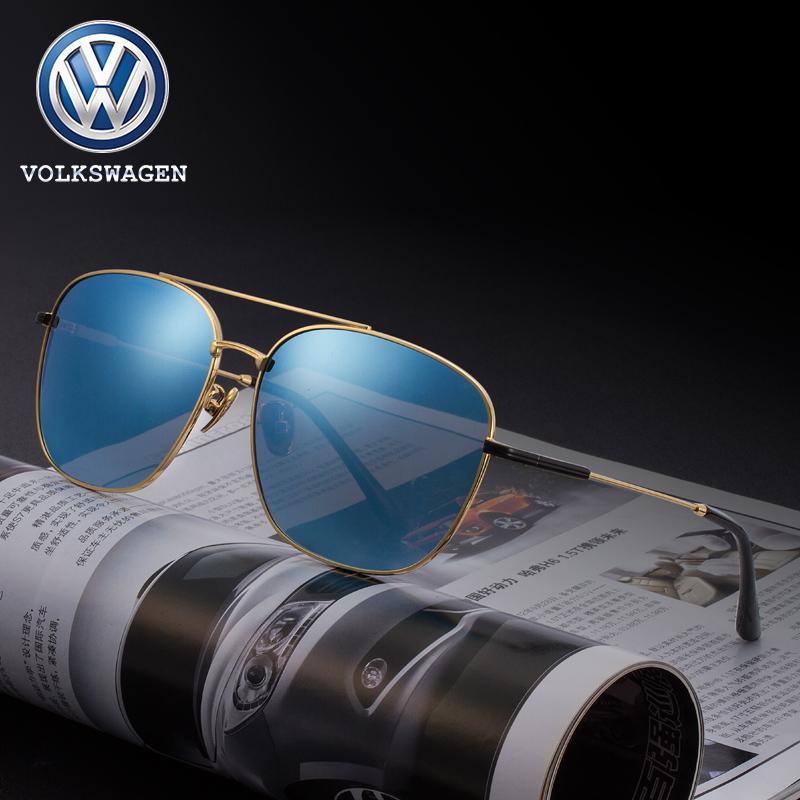 大众Volkswagen新款偏光太阳镜,券后58元包邮