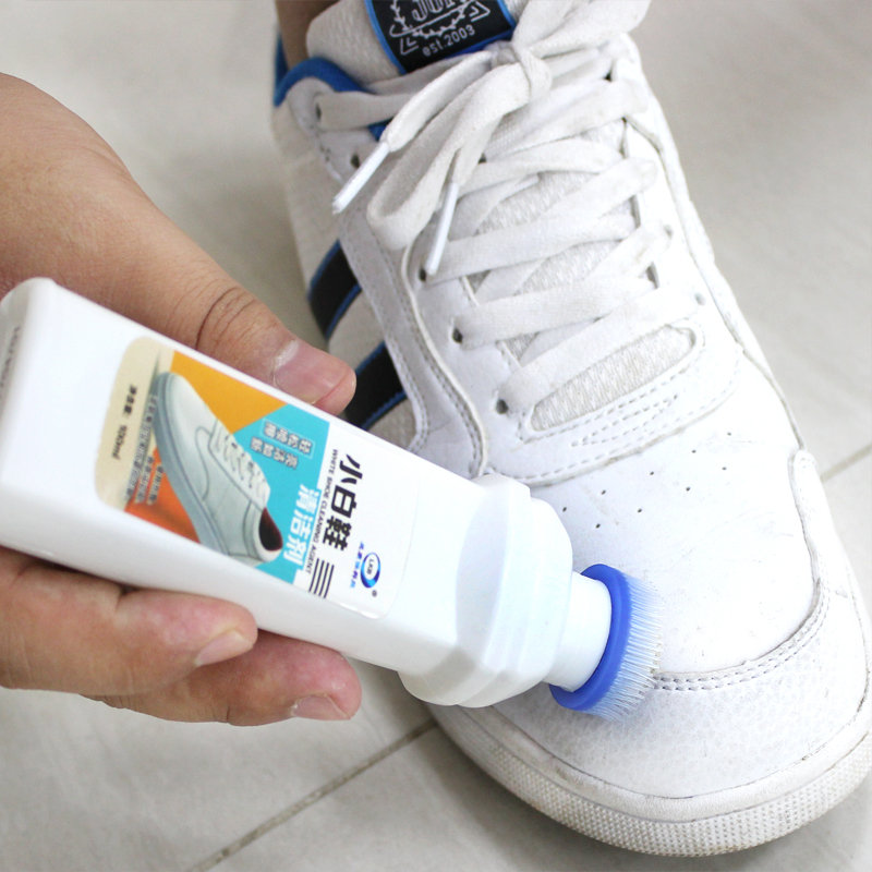 兰康保科技 小白鞋清洁剂 100ml 6.9元包邮