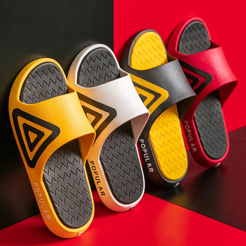 凉拖鞋男外穿夏季防滑家用室内耐磨软底男式室外潮流凉鞋男士托鞋
