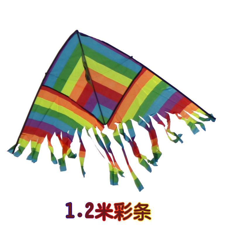 天猫商城 白菜商品汇总(德盛恒 潍坊风筝 1.2m彩条 8.9元包邮)