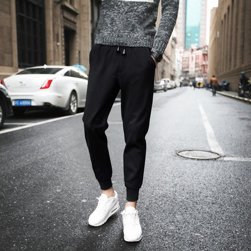 TOWNYEAR 男士 修身小脚卫裤 29.9元包邮