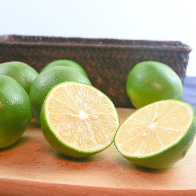 雅诺达 海南 青柠檬 3斤 12.9元包邮