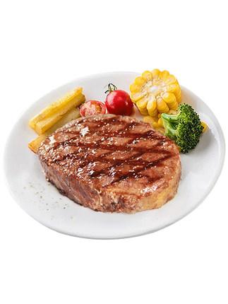 骏德 澳洲牛排套餐 10片 69元包邮(送煎锅+刀叉1副)