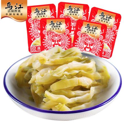 乌江 涪陵榨菜 15g*90袋 26.9元包邮 (第二件半价)