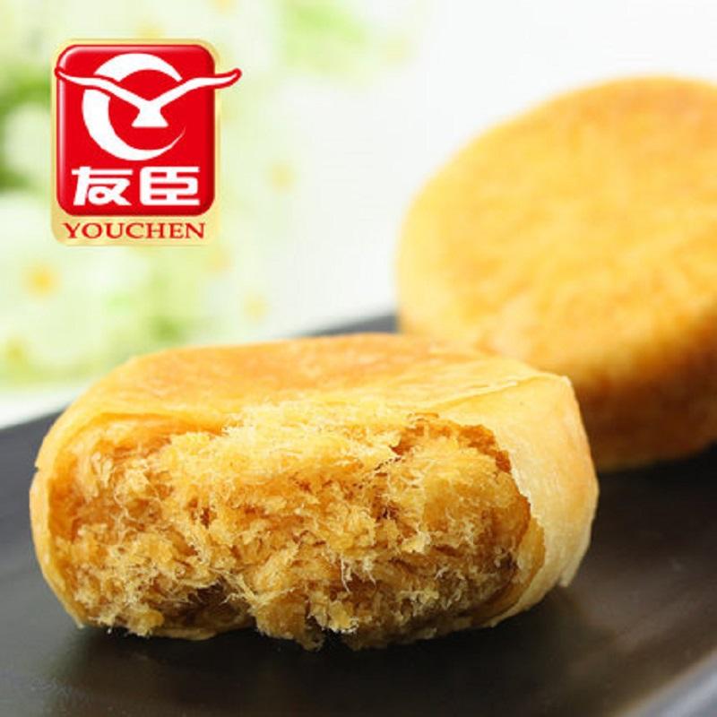 友臣 肉松饼 500g 14.9元包邮