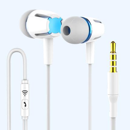雅酷美 6D苹果安卓全系列耳机 3.8元包邮