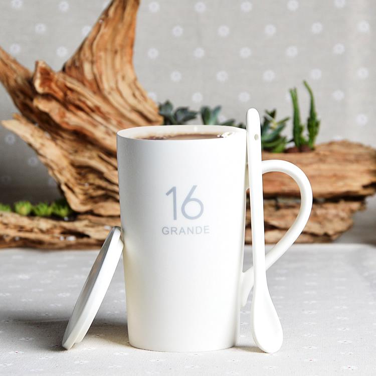 瑜美 创意 陶瓷水杯 13.8元包邮