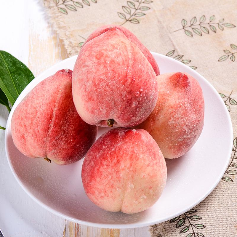 一级果!新鲜水蜜桃5斤 券后16.8元包邮