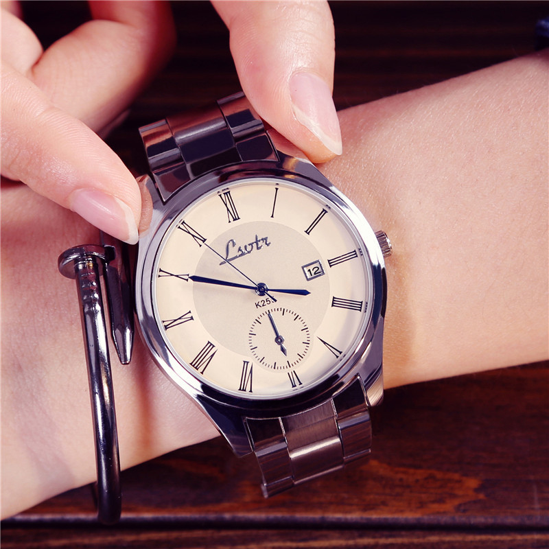 大表盘时尚简约休闲情侣超薄手表(前8款)券后7.9元起包邮