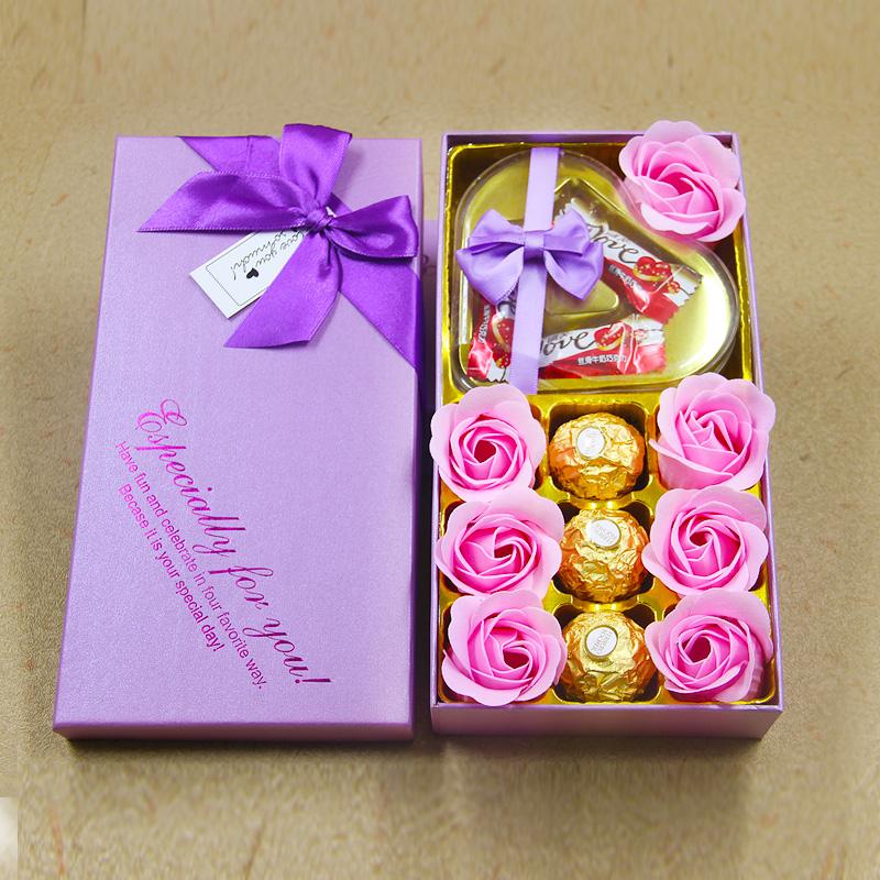 费列罗德芙巧克力浪漫礼盒装,券后8.8元包邮
