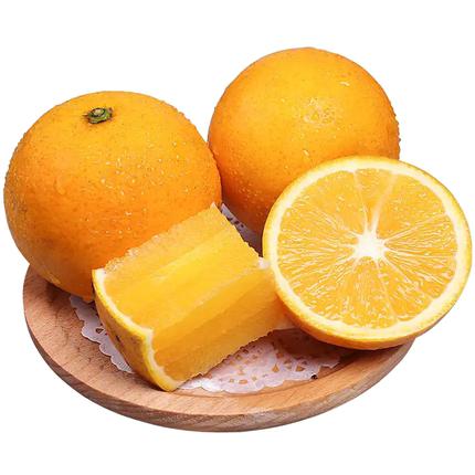 【净重8斤】新鲜莨山脐橙大果 券后14.9元起包邮