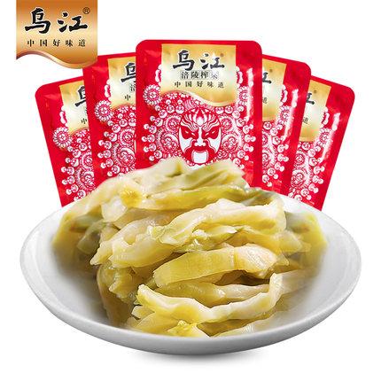 乌江 涪陵榨菜丝 小包装 15g*90袋 26.9元包邮