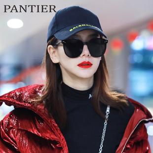 网红太阳镜防紫外线圆脸大脸眼镜
