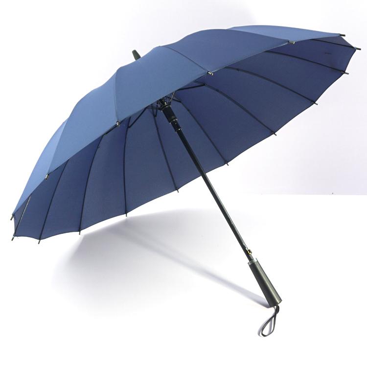 自动超大16骨长柄大号雨伞,券后19.8元起包邮