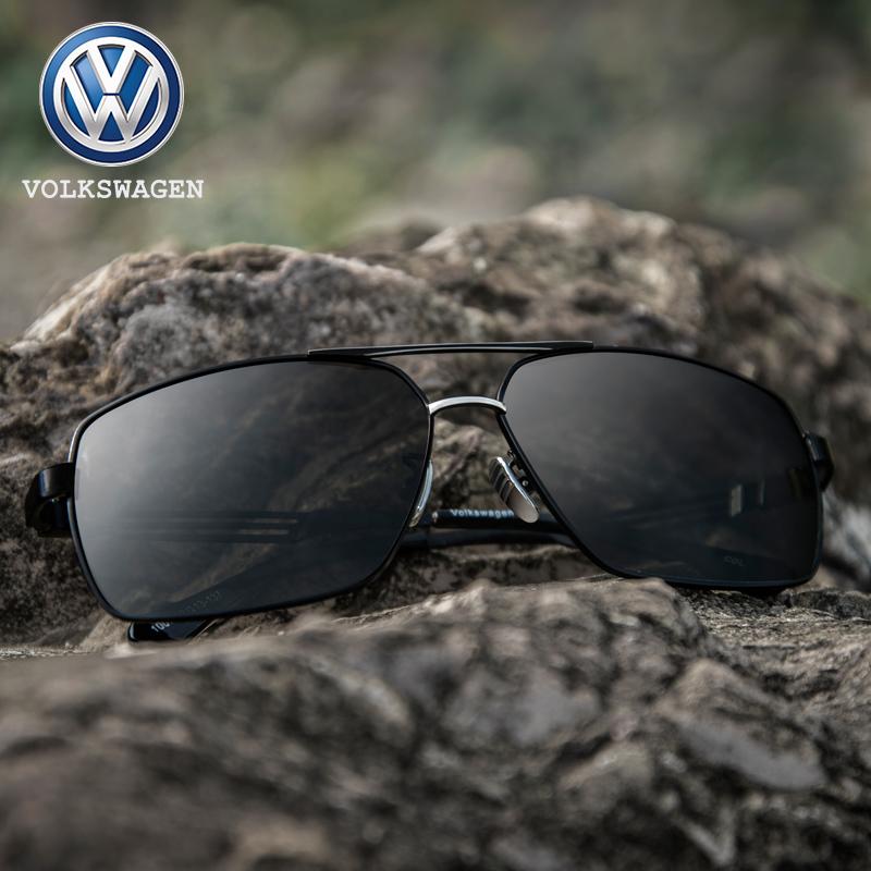 德国大众新款偏光太阳镜100%防紫外线,券后58元包邮