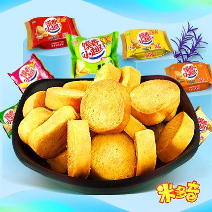 米多奇 香烤饃片 30包/750g 16.8元包郵