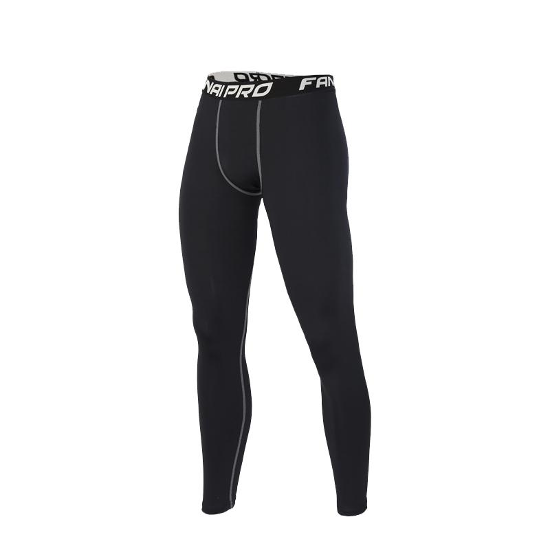 冬季运动健身男跑步长裤