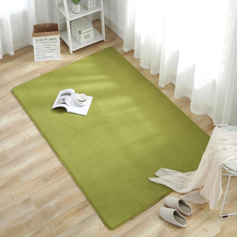 兴宇 珊瑚绒地毯0.5×1.6米 券后3.9元起包邮