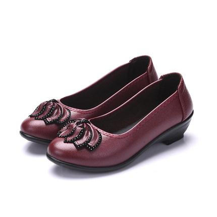 呼尔卡 女士 防滑软底 平底鞋 19.9元包邮