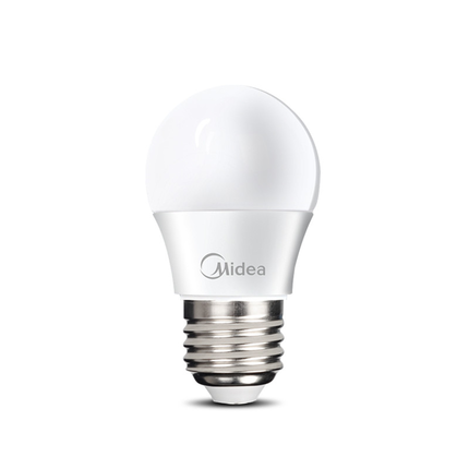 白菜价:美的 LED灯泡 1.9元包邮