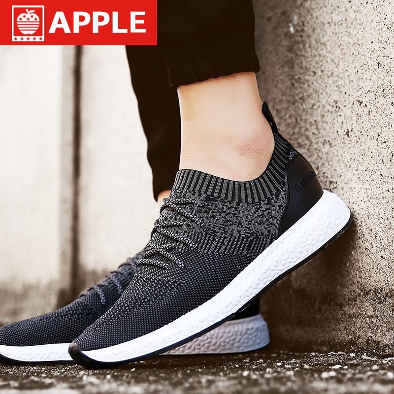 【苹果】2018高颜值男士休闲鞋 券后38元包邮