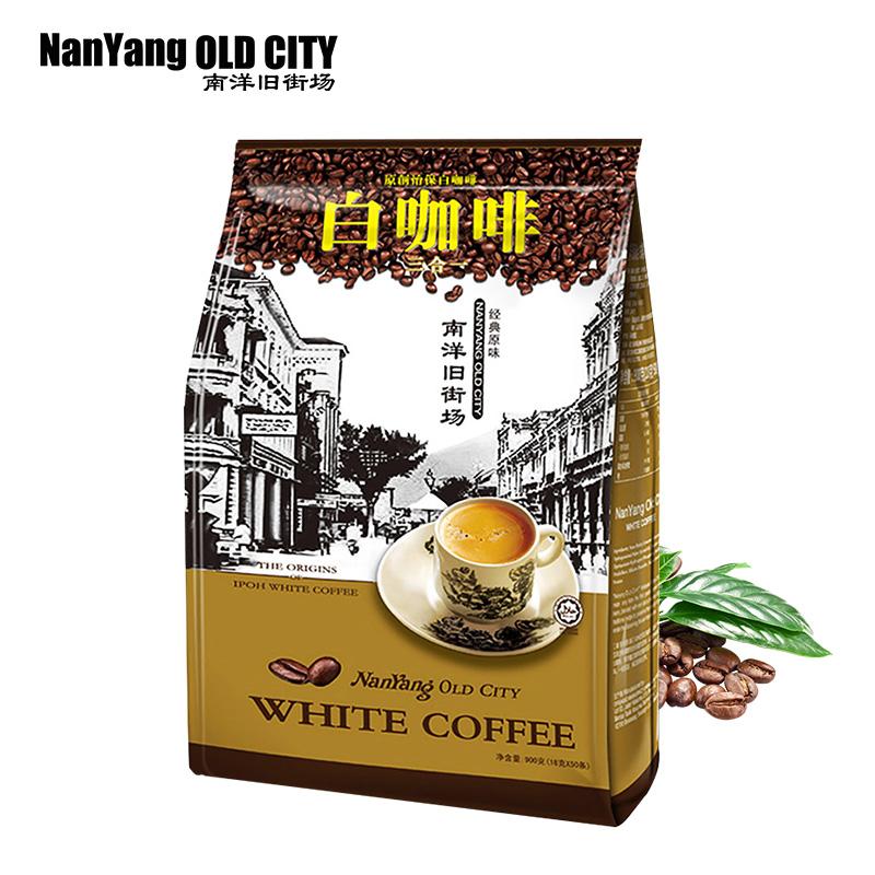【旧街场】马来西亚进口咖啡50袋900g 券后19.9元包邮