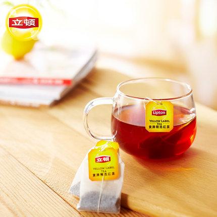 Lipton 立顿 黄牌精选红茶 100袋