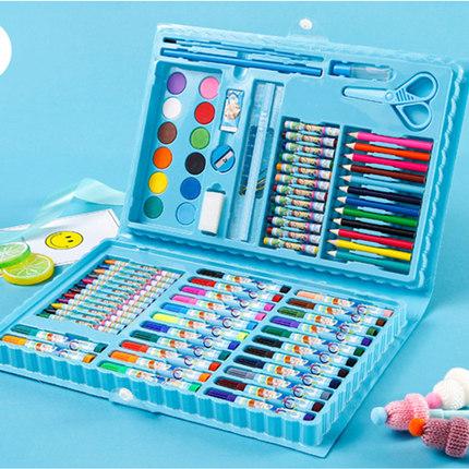 儿童水彩笔套装 86件 12.9元包邮