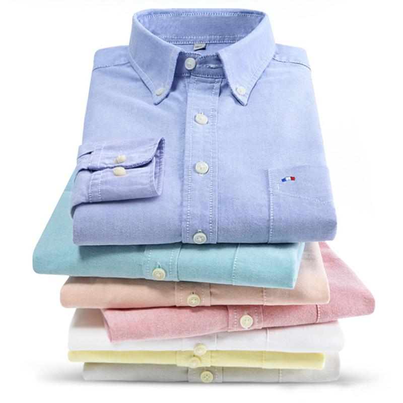 牛津纺男士衬衫,券后39元包邮