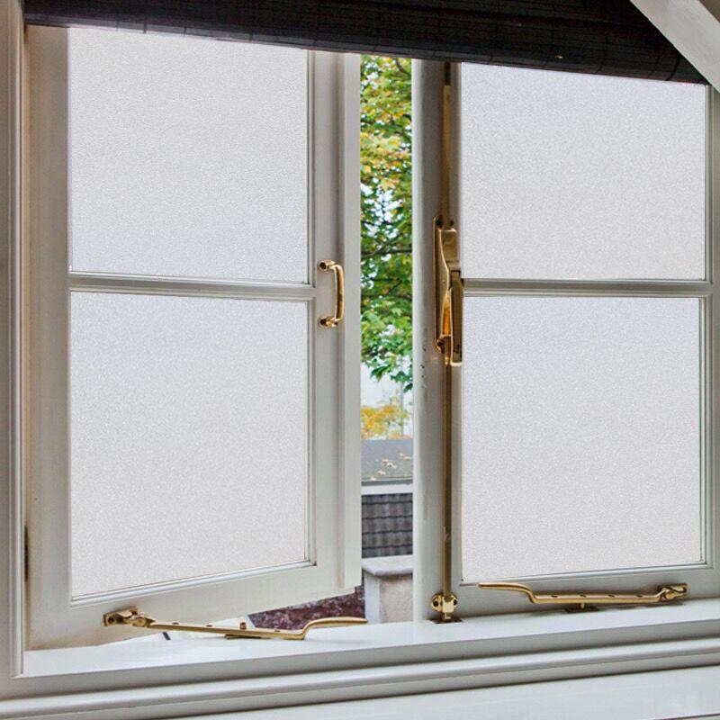 防晒大师 窗户 磨砂玻璃贴 30cm*2m 5元包邮