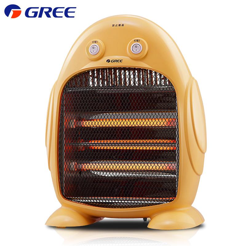 Gree/格力 台式 家用电暖器 59元包邮