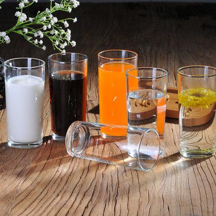 天猫超市 Union 进口玻璃杯子 40ml*6只装 24.9元包邮