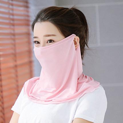 卡兰薇 女士 防晒面罩  6.9元包邮