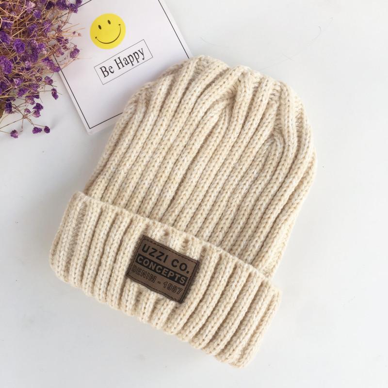 洛果果 儿童 保暖毛线帽 12.6元包邮