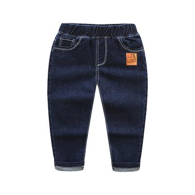 伲思贝勒 男童 牛仔裤 16.9元包邮