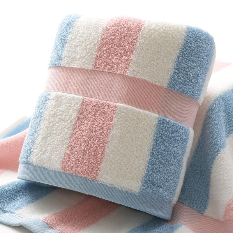 南极人100%棉一等品超大浴巾 券后28元包邮