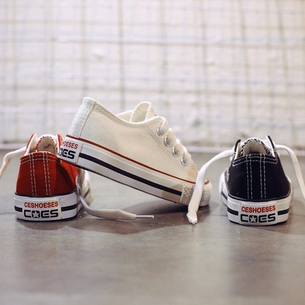 CESHOESES 親子款 帆布鞋 29.9元包郵