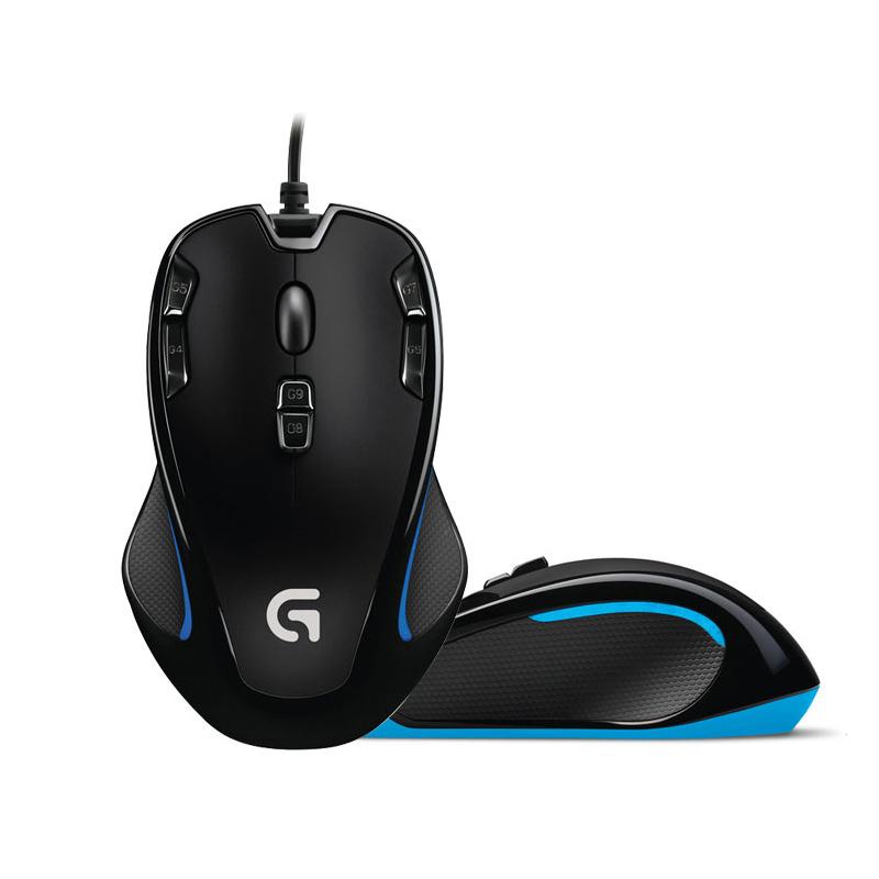 18日0点: Logitech 罗技 G300s 游戏光电鼠标 99元包邮