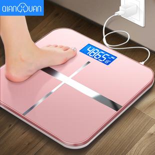 【千选】精准电子称家用健康秤人体秤