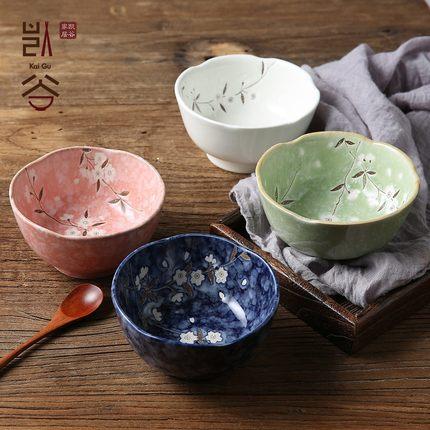 天猫商城 白菜商品汇总(凯谷 日式和风陶瓷碗 5.7元包邮)