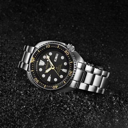 1日0點 : SEIKO 精工 PROSPEX系列 SRP775J1 男士機械腕表  1450元包郵(前2小時)