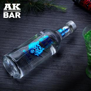 夜店洋酒akbar伏特加阿卡限量版烈酒