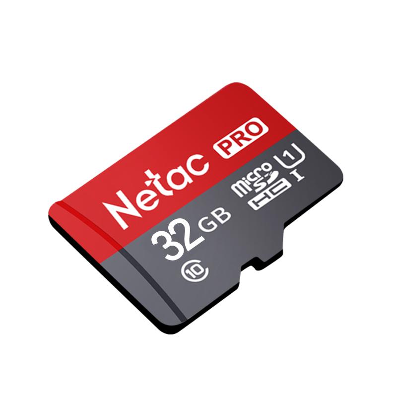 朗科 32g内存卡手机相机等多用储存卡 券后39.8元起包邮