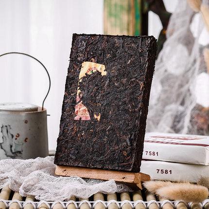 中茶牌 普洱熟茶砖 250克 38元包邮